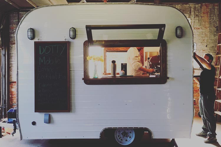 The new Dotty: A Caravan Bar (and more)