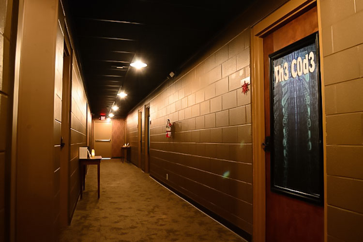 Escape Room Portage