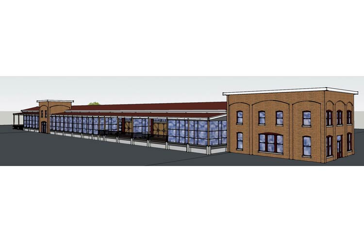 The former depot will be the home of HopCat restaurant and bar