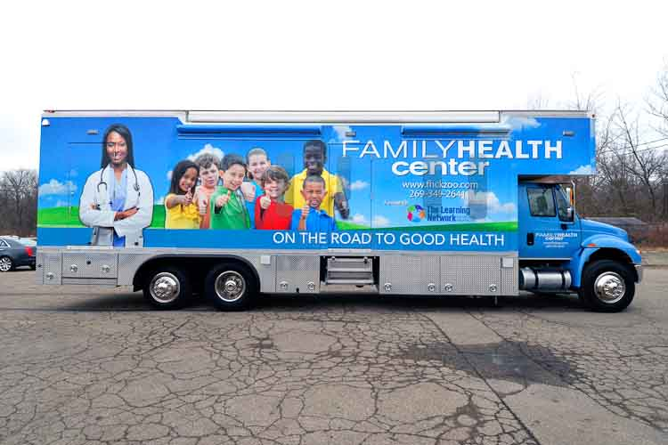 The Family Health Center Mobile Clinic