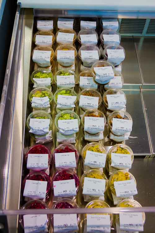 Lunches to grab and go at Havirmill Cafe