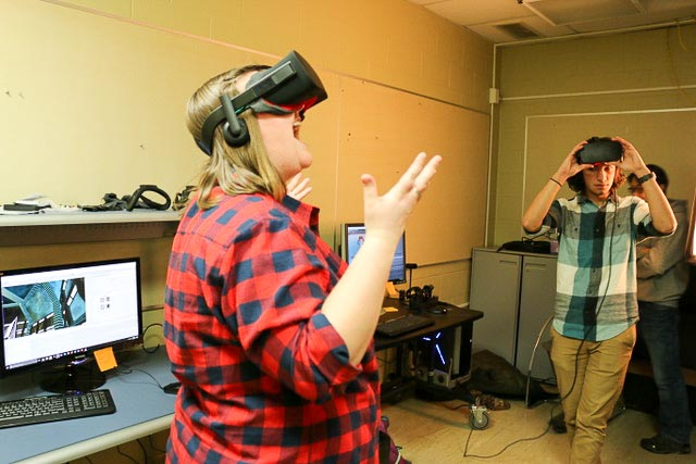 New lab at WMU offers virtual reality experience