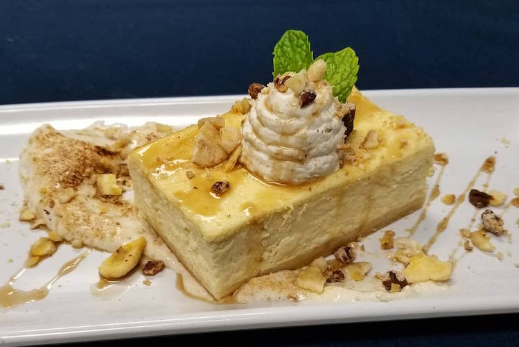 Latitude 42 pays it forward with cheesecake