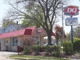 On the Ground Battle Creek Dairy Queen