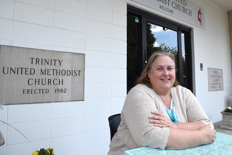 The Rev. Janet Wilson is the associate pastor of Chapel Hill United Methodist Church and the project leader for the Trinity Neighborhood Center.