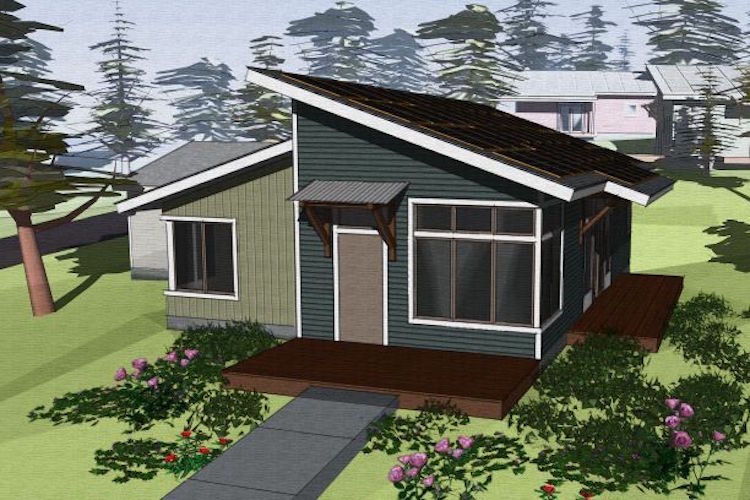 This style home will be featured in the Eastside Gateway