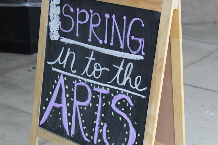 Spring into the Arts returns May 24.