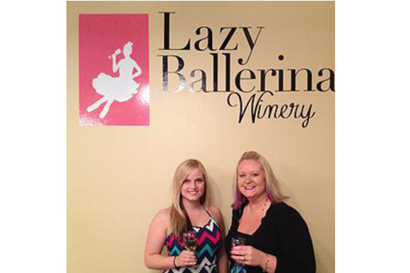 Owners of the Lazy Ballerina