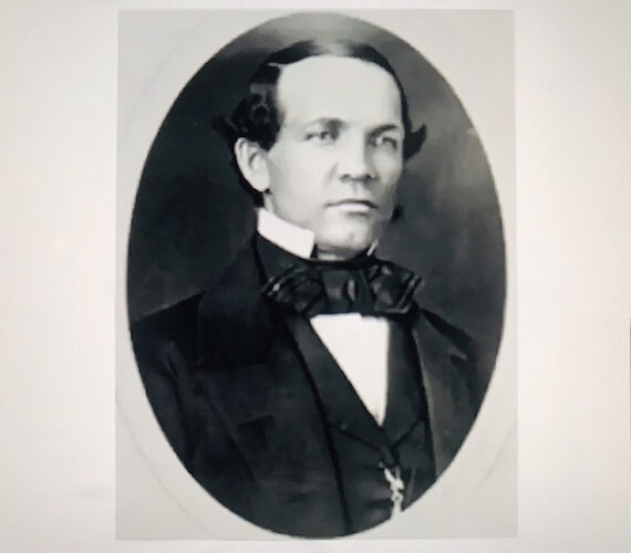 The Stuart Neighborhood is named for Charles E. Stuart, an early settler in the Kalamazoo area who was an attorney and land owner. He also served in the U.S. House of Representatives and in the U.S. Senate.