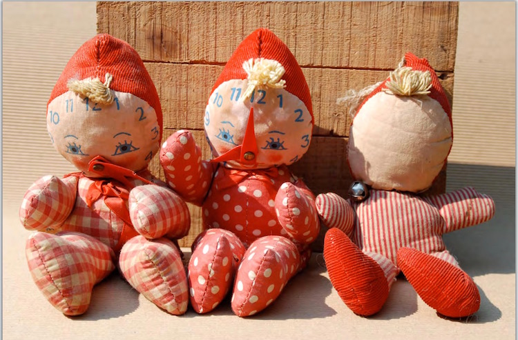 Dolls sold by Twinzy Toys before they closed.