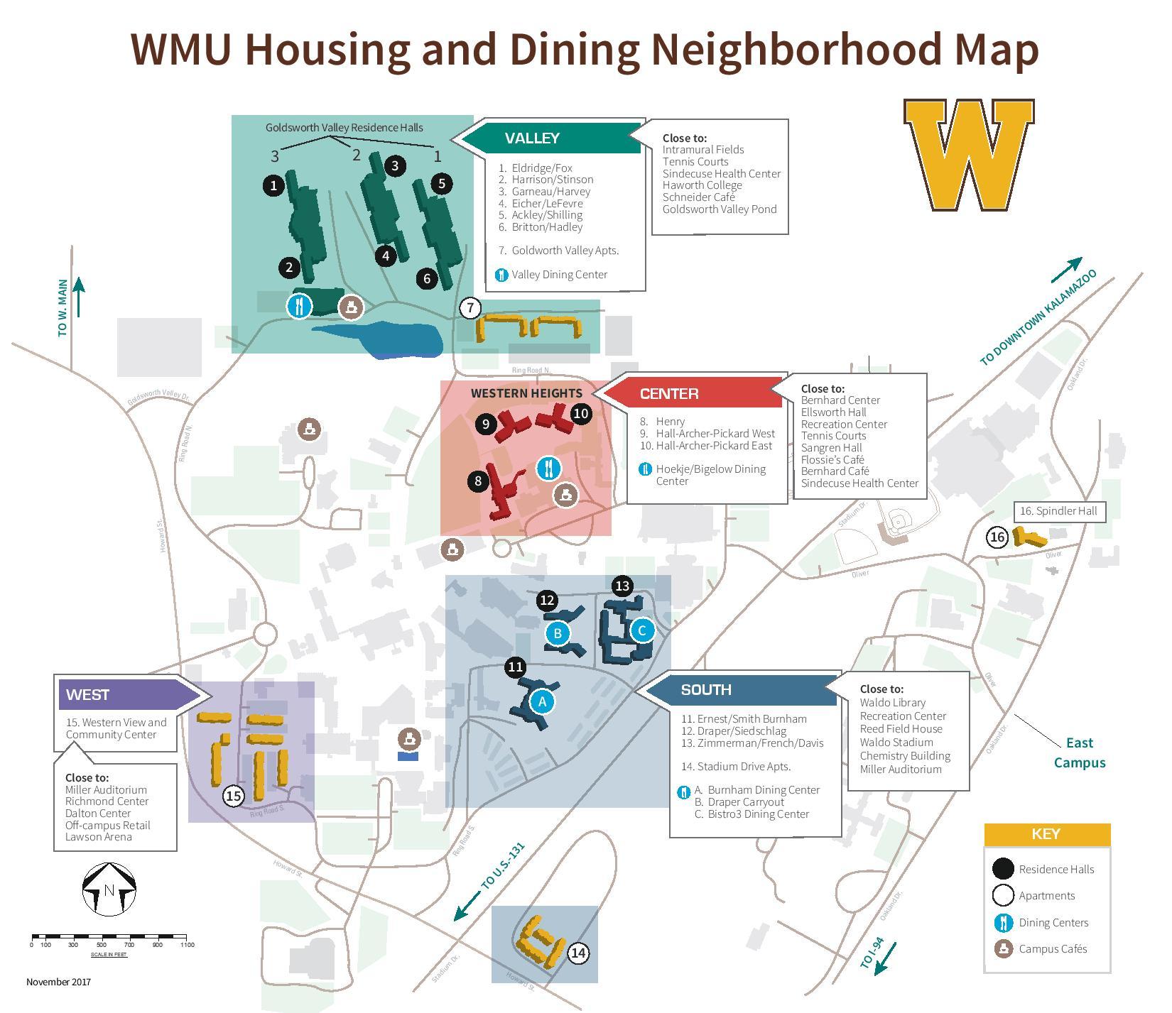 WMU neighborhood along Stadium Drive to be redeveloped