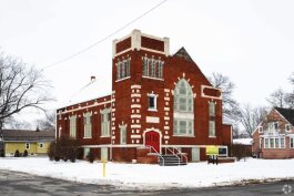 This former church is for sale in Port Huron, and could make a good business investment.