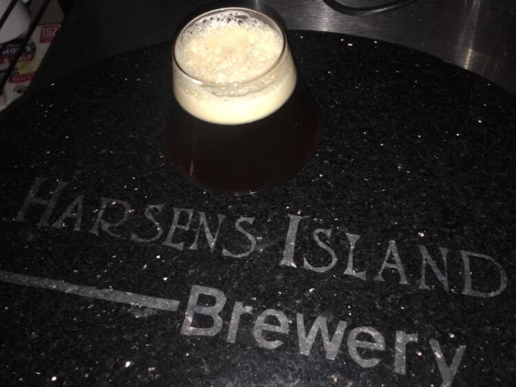 Make sure to visit Harsens Island Brewery