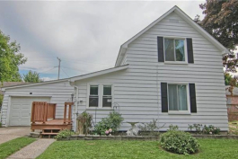 Check out this Marine City home listed under $100,000