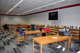 The Learning Lab at Port Huron High School