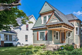 Victorian style lovers may want to check out this home quickly.
