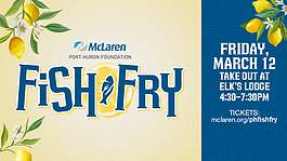 Money raised from both the Fish Fry and raffle will be used to purchase the latest in Workstation on Wheels equipment and technology for McLaren Port Huron's nurses.