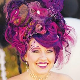 A unique hair fashion show will raise funds for A Beautiful Me.