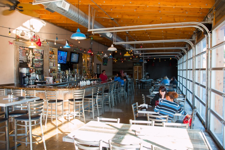 Huronchamira Young Casey 39 S Offers Great Food And A Fun Bar