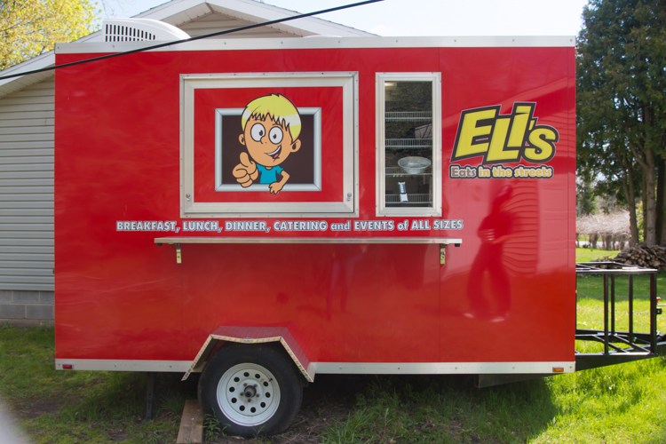 Watch for this food truck coming to an event near you.