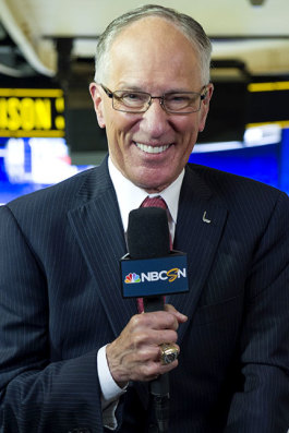 St. Clair's own Mike Emrick closing out 2019 Port Huron Town Hall series