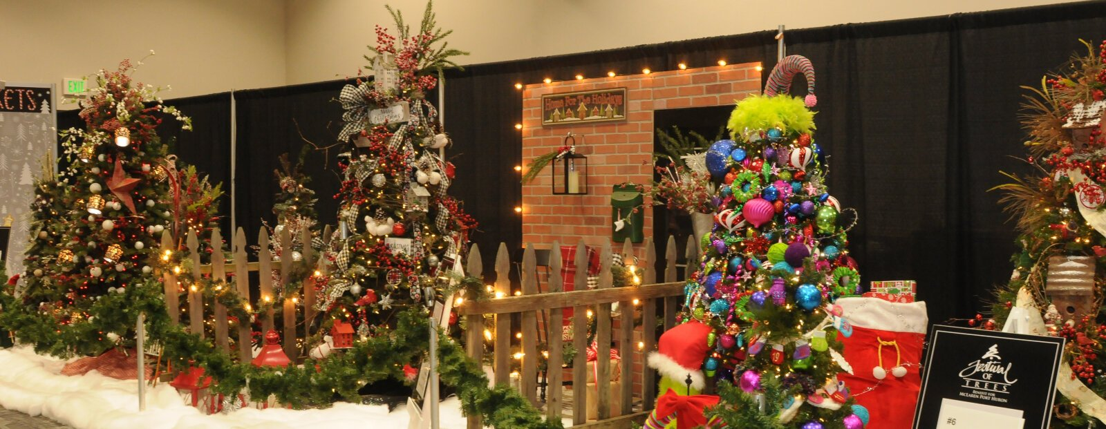 The annual Festival of Trees will support programs at McLaren Port Huron hospital.