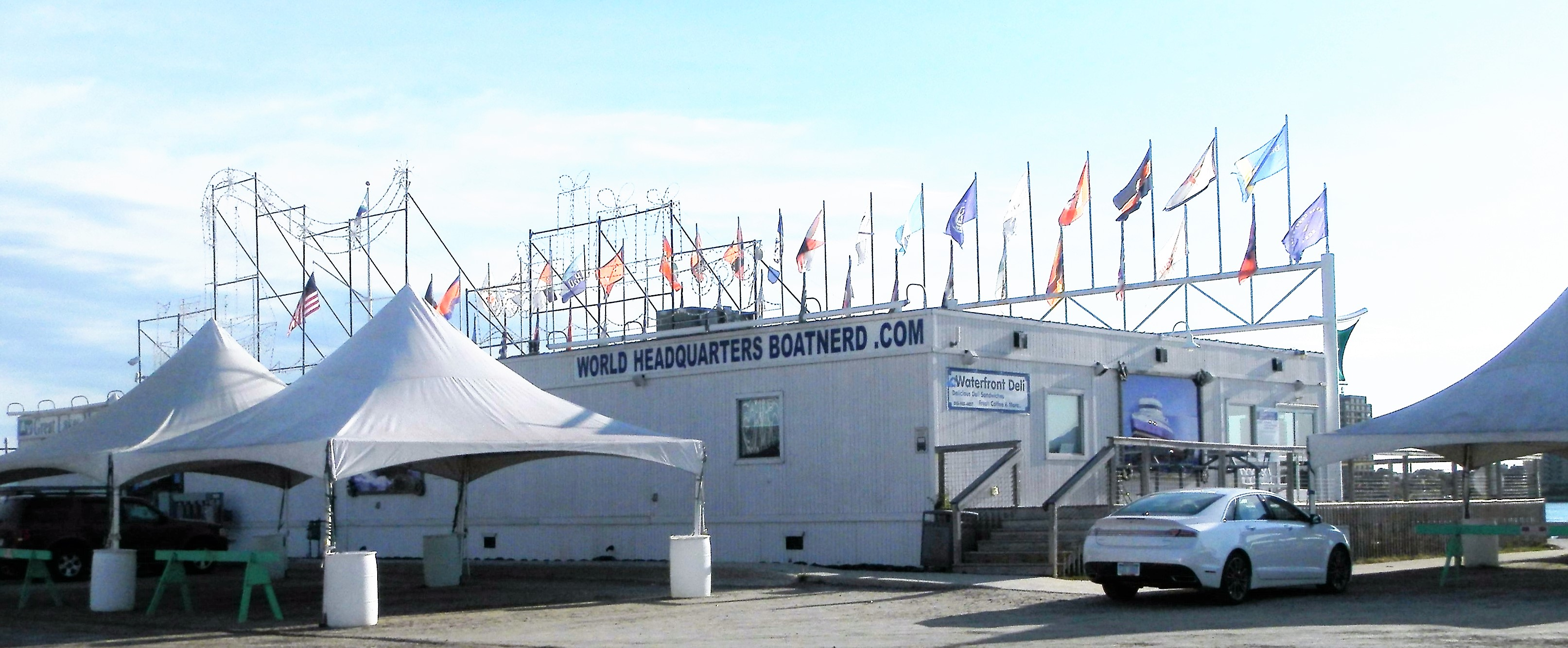 The Maritime Center is world headquarters for the Boat Nerd. <span class=&apos;image-credits&apos;>Jeri Packer</span>