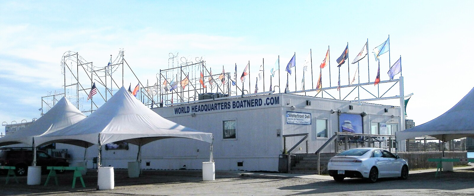 The Maritime Center is world headquarters for the Boat Nerd.