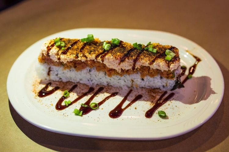 Sushi is a fan favorite at the new Blackfish Seafood, Steak and Sushi