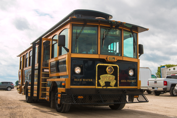Catch a trolley to tour the town on a dime.