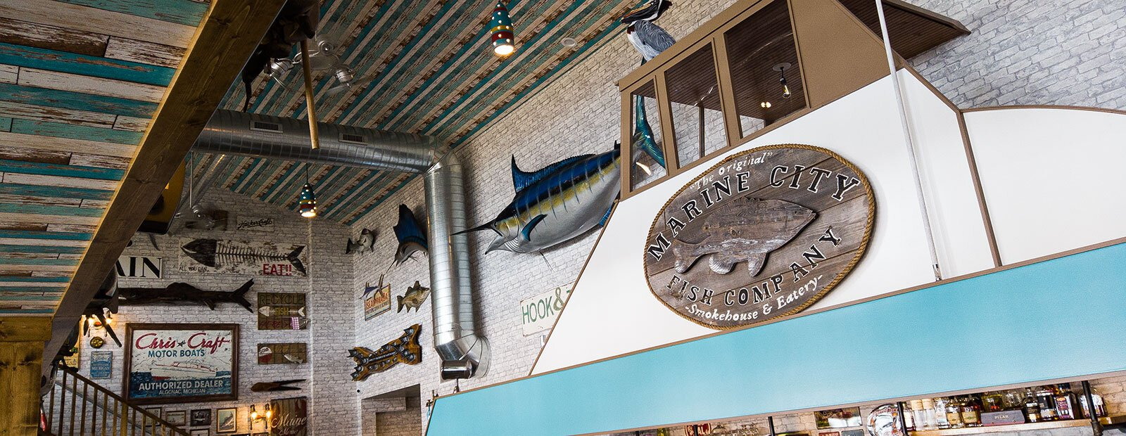 Marine City FIsh Co. recently finished a huge expansion project.