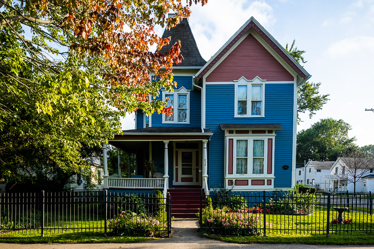 While home owners may change, much of these homes must stay the same to preserve history.