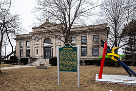The Port Huron Museum's Carnegie Center