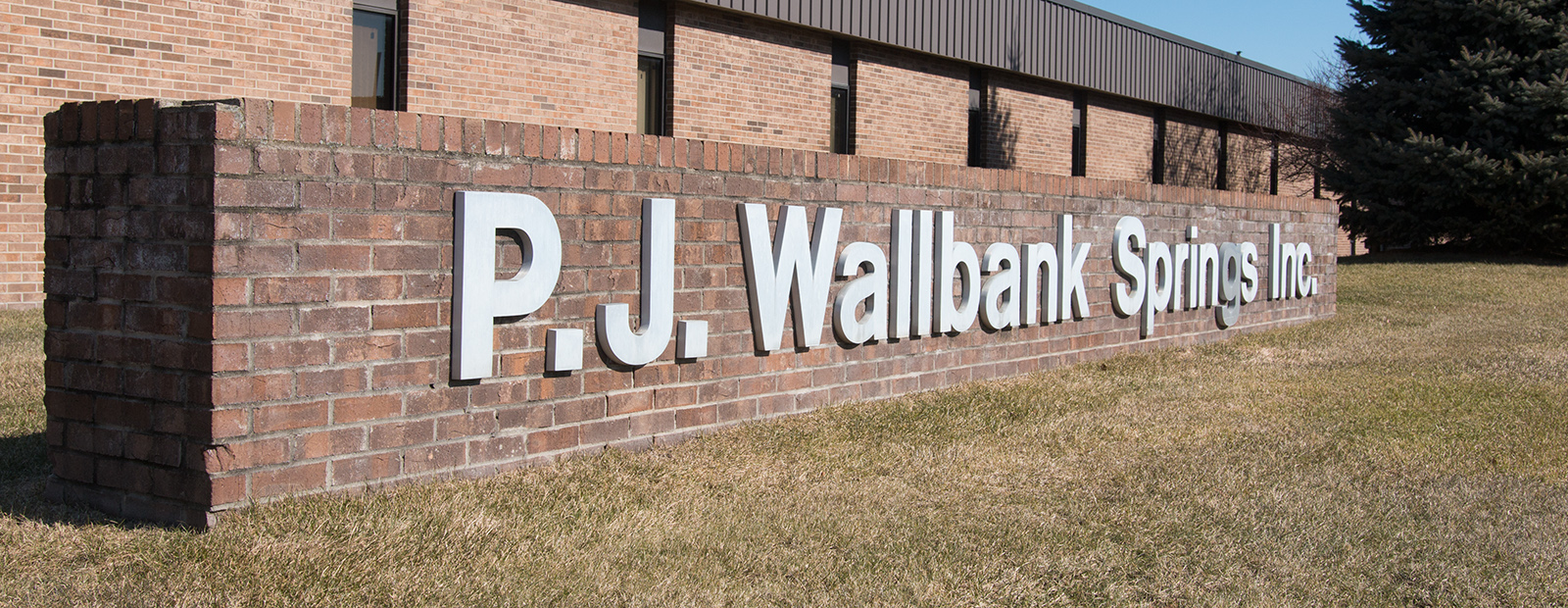 P.J. Wallbank Springs is planning to double in size.