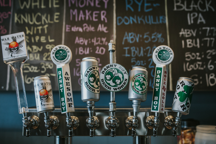 Plenty of choices are on tap at your favorite pub crawl stops