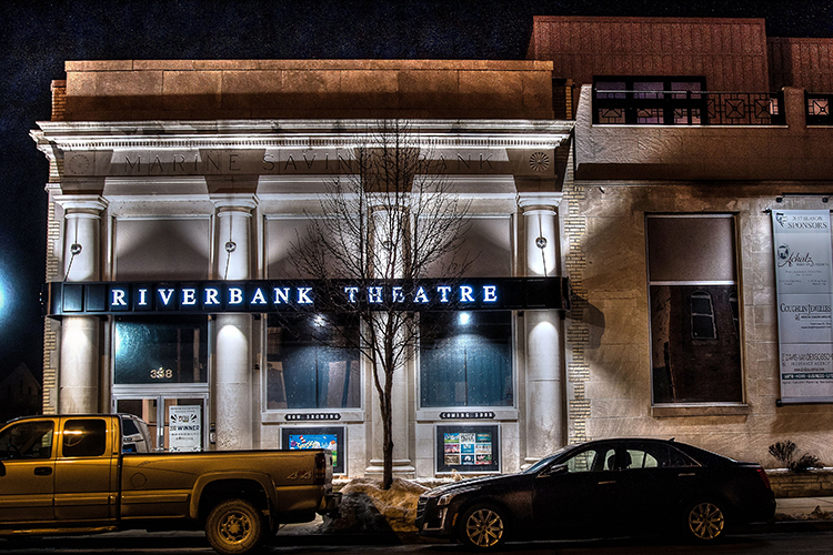 Riverbank Theatre is bringing Broadway-quality shows to Marine City./Photo by Chamira Young
