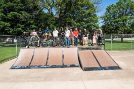 Port Huron is working hard to fundraise for an updated skate park.