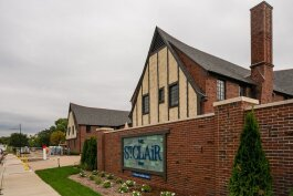 Renovations at the St. Clair Inn are in their final stages.