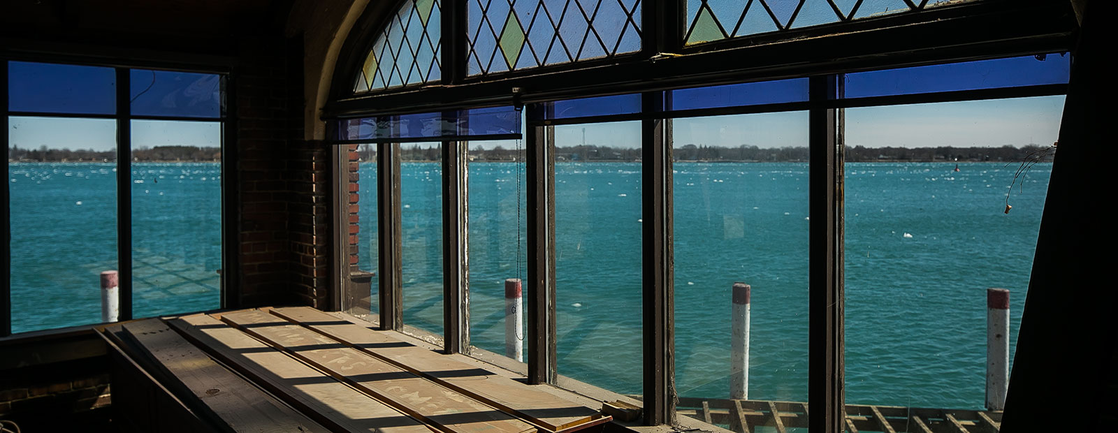 Visitors to the St. Clair Inn will enjoy breathtaking views of the water. <span class='image-credits'>David Lewinski</span>