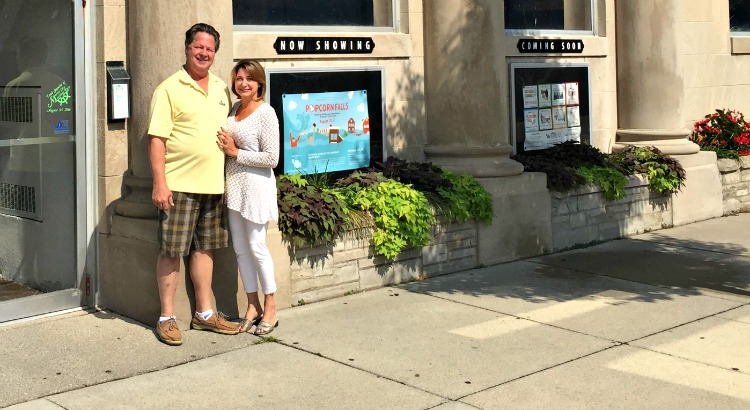 Tom and Kathy Vertin's passion for theater inspired them to open a venue in Marine City.
