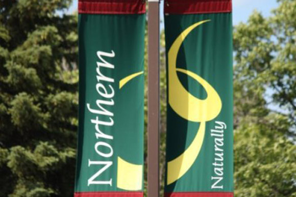 Northern Michigan University in Marquette.