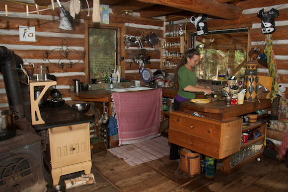 modern off the grid living is alive and well in northern michigan