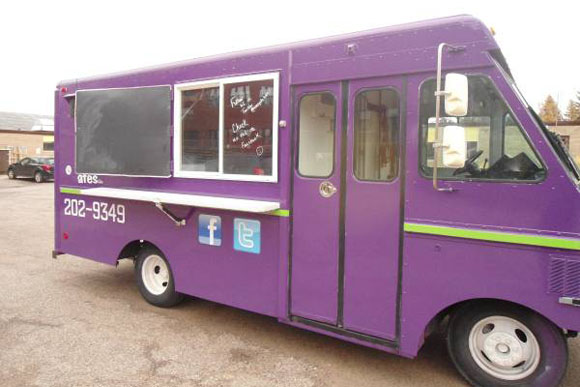 Food truck for sale in Munising