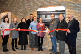 Grand opening for the Lofts apartments in Marquette.
