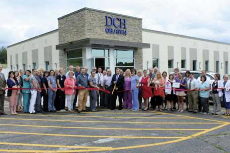 A new OB/GYN clinic in Iron Mountain.