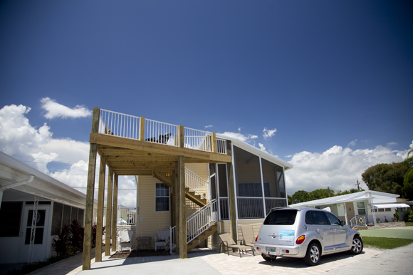Manufactured homes are cheap and easy to customize, making them desirable to young homeowners.