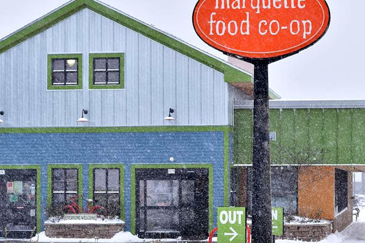 Marquette Food Co-op has raised wages for employees.