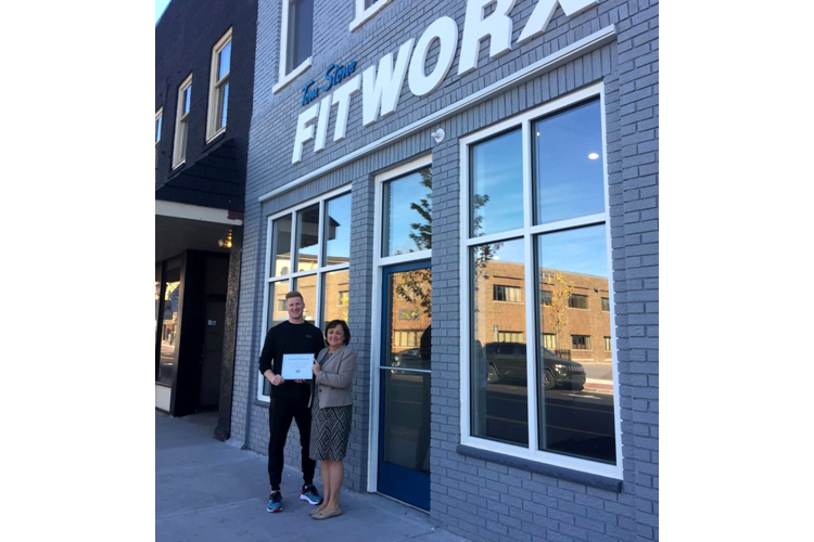 FITWORX is open in downtown Marquette.
