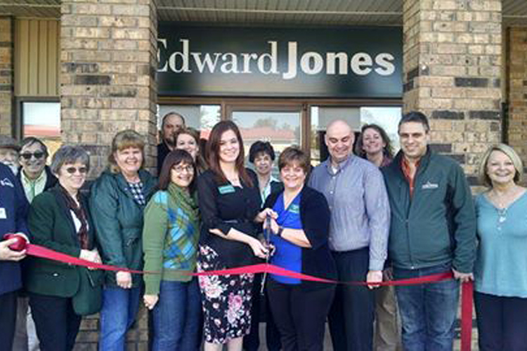 Rains Opens Edward Jones Office In Escanaba